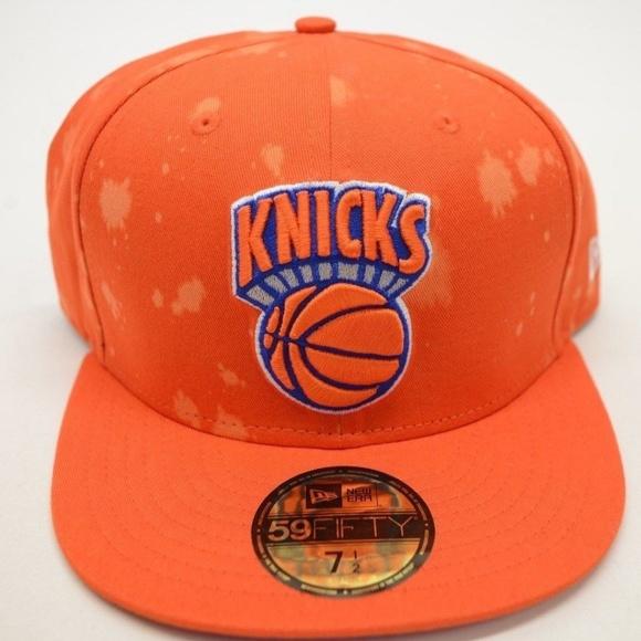 2b7982e3b5f Men s New Era New York Knicks 59Fifty Cap 7 1 2